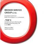 2013 TOP 3 externých partnerov