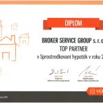 2014 TOP Partner v Sprostredkovaní hypoték